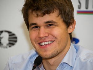 Magnus Carlsen vm kandidat