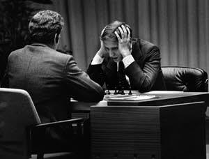 World Chess Champion 1972