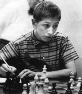 Bobby Fischer 1957